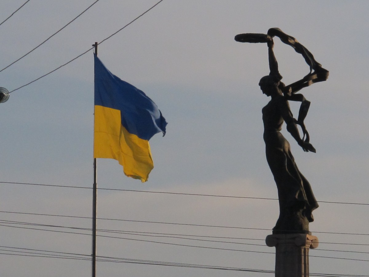 Kherson, April 2012
