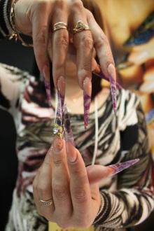 Longest nails in Kiev